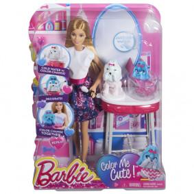 "Barbie ""Гламурный салон для любимцев"" CFN40"