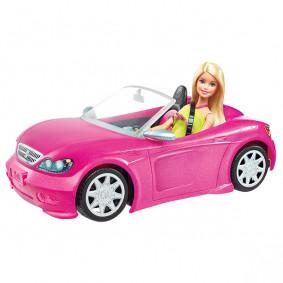 Гламурный кабриолет куклы Barbie DGW23