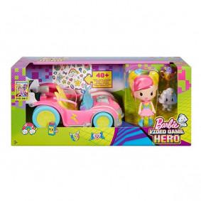 Автомобиль DTW18 «Barbie и виртуальный мир»