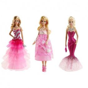 Барби в вечернем платье, Barbie BFW16