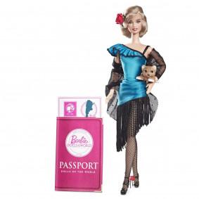 Barbie Кукла Argentina W3375
