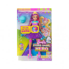 Barbie DTW00 Video Hero Match Game