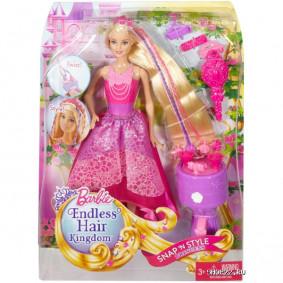 """Кукла Barbie """"Королевские косы"""" DKB62"""