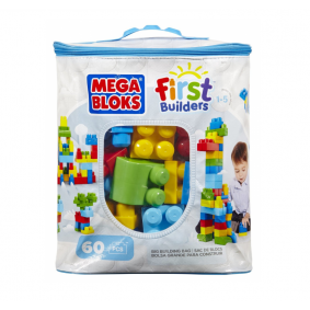 fisher price Mega Bloks из 60 деталей CYP67