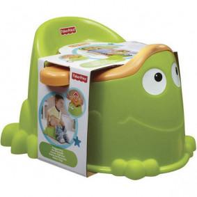 Горшок Fisher Price Зеленая лягушка (X4808)