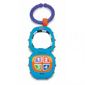 Fisher Price Музыкальный мобильный телефон K7189