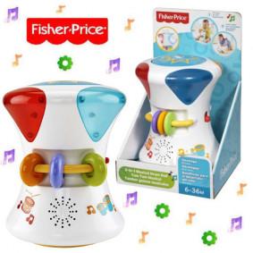 Игрушка-барабан Fisher-Price 2 в 1 CFN02