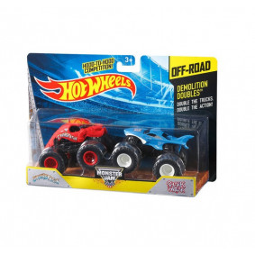 Mattel Hot Wheels Monster Jam 1:64 X9017