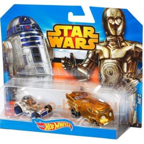 Hot Wheels Звездные войны CGX02