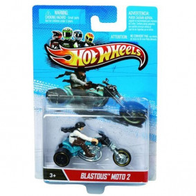 Мотоцикл Hot Wheels X2075