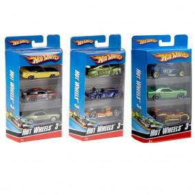 3 մեքենա, Hot Wheels