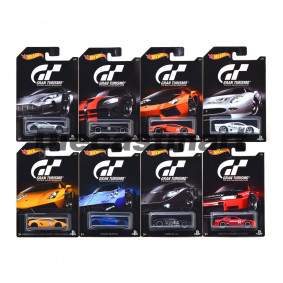 Gran turismo Hot Wheels DJL12