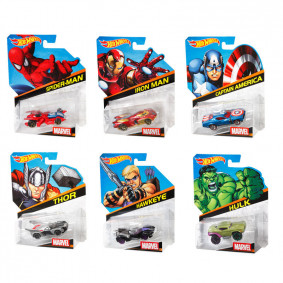 Hot Wheels Marvel մեքենա