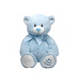 Արջուկ My First Teddy (երկնագույն), 20 սմ
