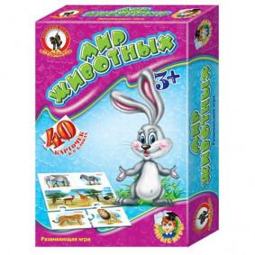 Խաղ 50670/03970 Խելացի խաղեր Կենդանիների աշխարհ