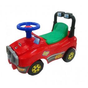 Մեքենա 62888 Ջիպ- սայլակ - №2 (կարմիր) ПОЛЕСЬЕ