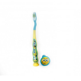 Ատամի խոզանակ  Sponge Bob   ճանապարհհորդական պաշտպ