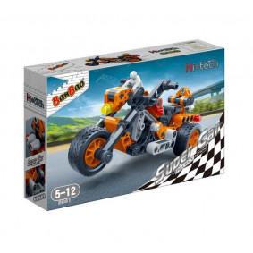 Կոնստրուկտոր 6961 Մոտոցիկլետ, 118 դետալ Banbao