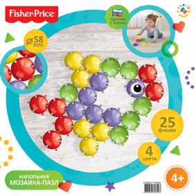 Մոզաիկա GT9050 Fisher-Price