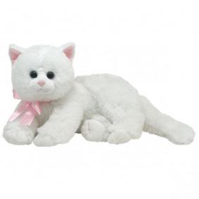 Classic Кошка (белая) Crystal, 25см