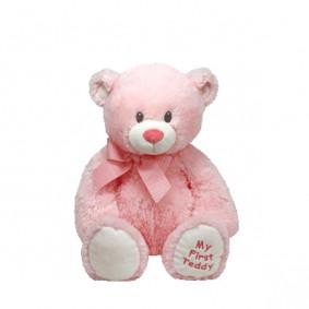 Արջուկ My First Teddy (վարդագույն), 20 սմ