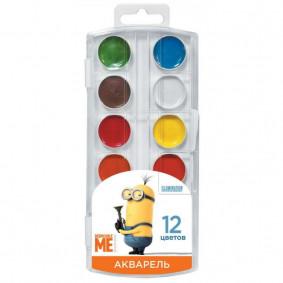Ջրաներկ 12 գույն