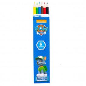 Գունավոր մատիտներ Շնիկների պահակախումբ 30803