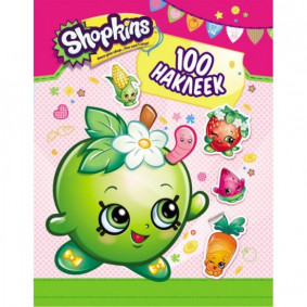 100 կպչուն Shopkins.