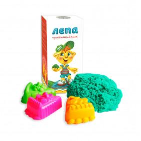 Ավազ Լեպա (կանաչ) Քաղցրավենիքի ֆորմաներով 0,5կգ