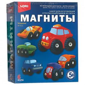 Կերպարներ М-012 մագնիսի վրա Մեքենաներ LORI