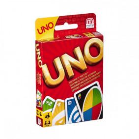 Карточная игра Уно классическая W2087