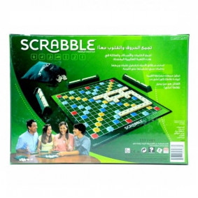Scrabble Arabic Board Game , Y9612